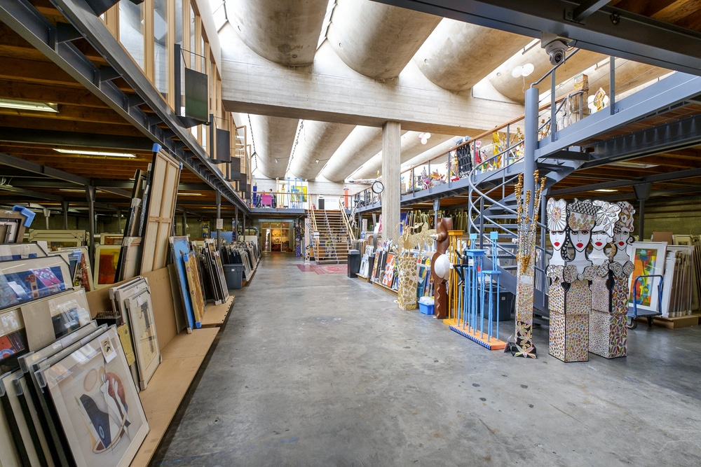 Artwork storage warehouse - Fine Art Storage