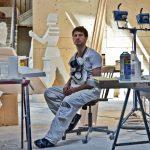 Nick Hornby Artist in Residence