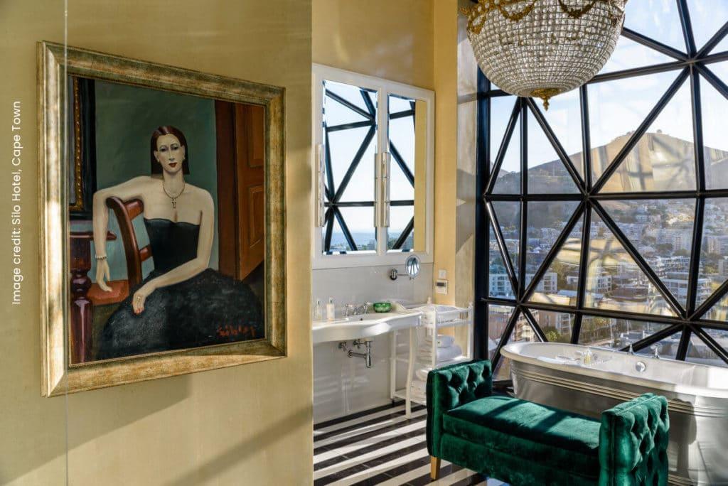 Image credit: Silo Hotel, Cape Town